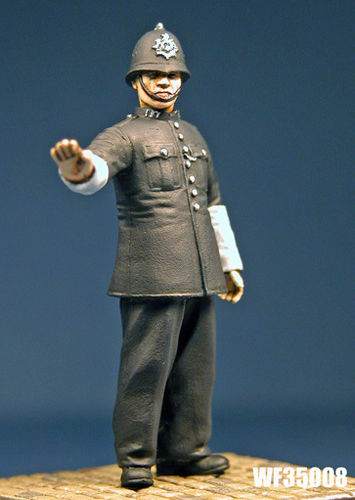 WF35008, 1/35th scale 1940's British Civilian Policeman