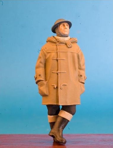 WF35016, 1/35th scale WWII Royal Navy Sailor Relaxed