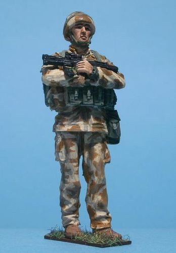 WF35031, 1/35th scale Modern British Infantryman