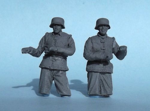 WF35049, 1/35th scale WWII German StuG Crew