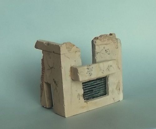 WD72003, 1/72nd scale Ruin Building No. 3