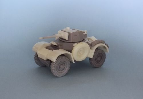 WV48002, 1/48th scale British Daimler MkI Armoured Car