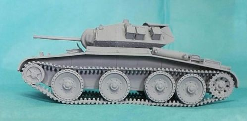 WV48009, 1/48th scale A13 Cruiser MKIII Covenanter MKII