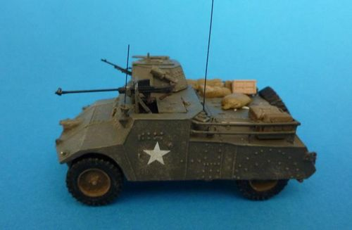 WV48012, 1/48th scale Morris Light Reconnaissance Car