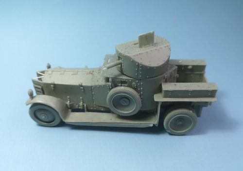 WV48013, 1/48th scale Rolls Royce 1920 pattern Armoured Car
